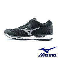 健身老爸慢跑鞋推薦到【MIZUNO 促銷6折】MIZUNO (男) SYNCHRO MX 2 慢跑鞋 / 黑 -J1GE171949就在昂路名鞋館推薦健身老爸慢跑鞋