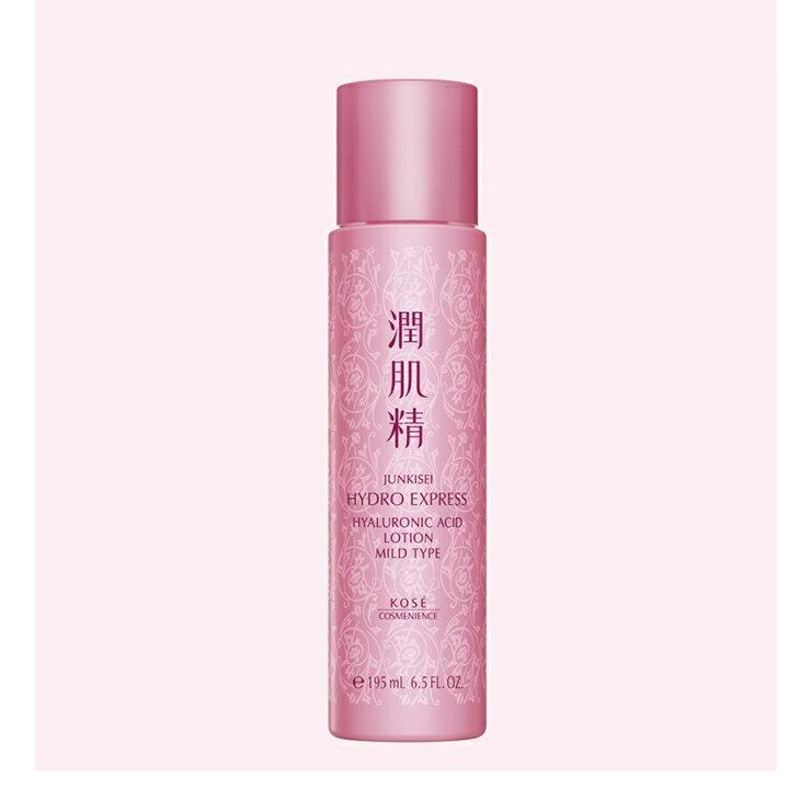 -典安-高絲蔻絲媚影 涵萃 潤肌精 玻尿酸即潤化妝水(溫和型)  195ML/罐