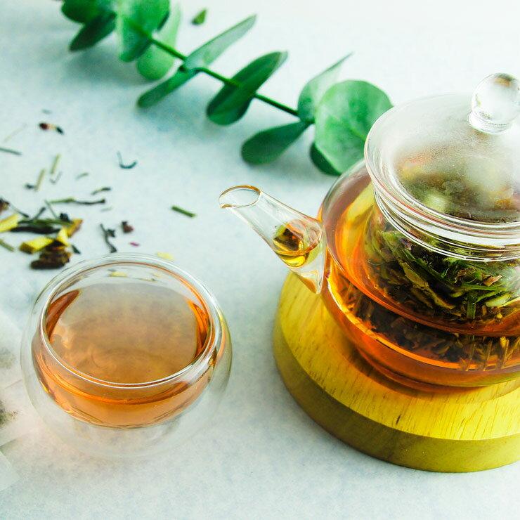 «心戀香格里拉~青春多酚茶»玫瑰·蘋果·火龍果·錫蘭紅茶·複方花果茶·花草茶~美顏潤色·女