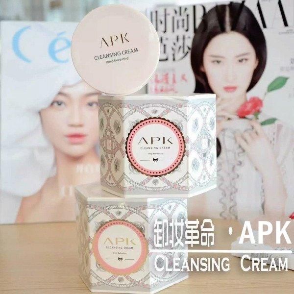 泰國APK卸妝膏卸妝霜【櫻桃飾品】【22054】