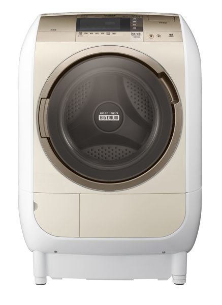 HITACHI 日立 SFBD2900WR 日本原裝洗脫烘滾筒洗衣機(12公斤)★指定區域配送安裝★