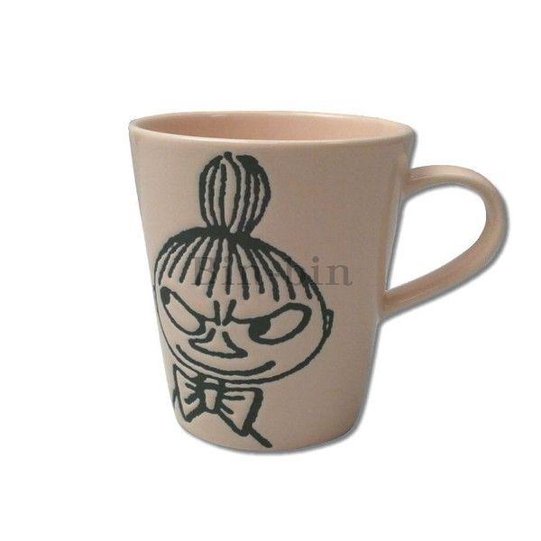 嚕嚕米 阿美馬克杯  058-062