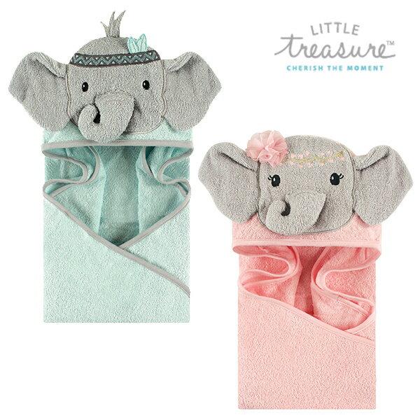 YODEE 優迪嚴選:美國LittleTreasure嬰幼用品寶寶可愛造型浴巾《多款可選》