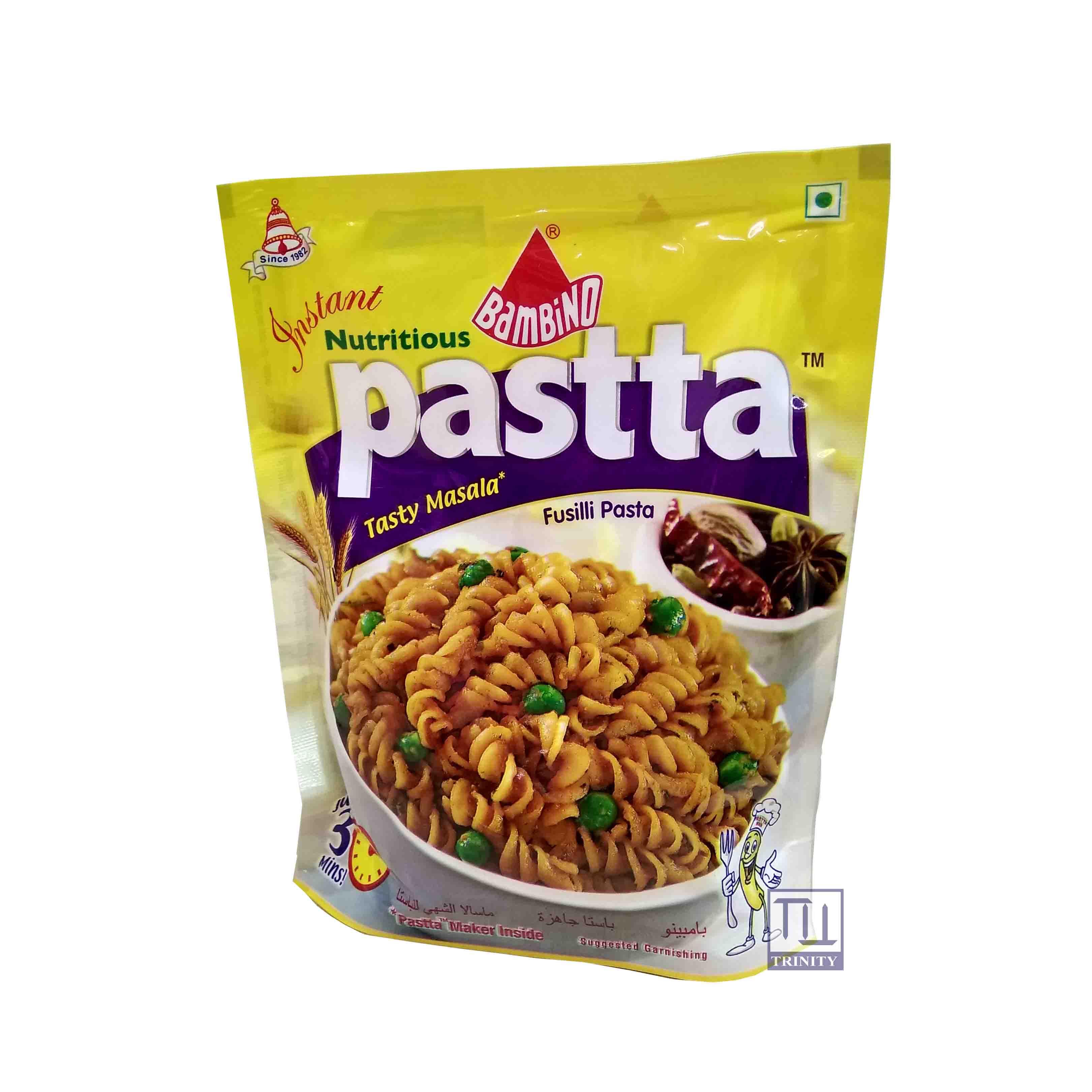 Bambino Instant Pasta Masala Flavour 印度巴比諾即時調理粉 (香料口味)