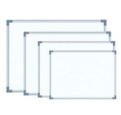 雙面兩用軟木留言板圖釘板60*90大規格 鋁製軟木白板 照片板名片板