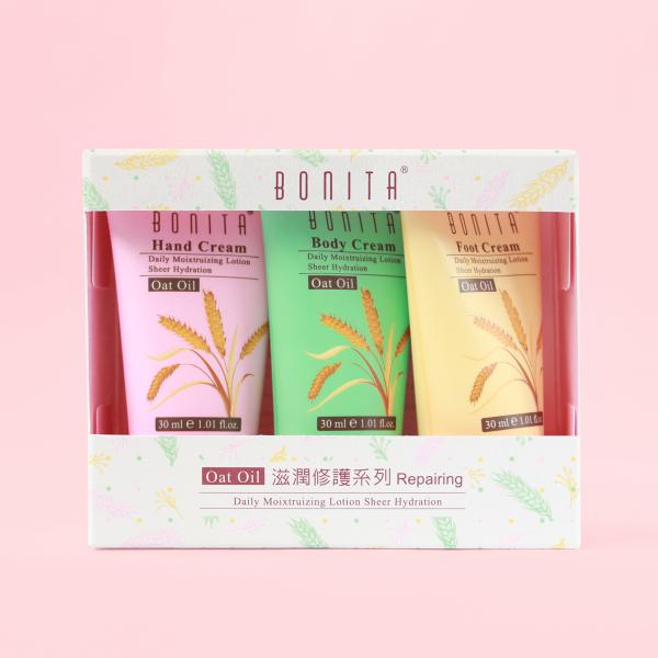 BONITA:【BONITA】OatOil燕麥油滋潤優護禮盒