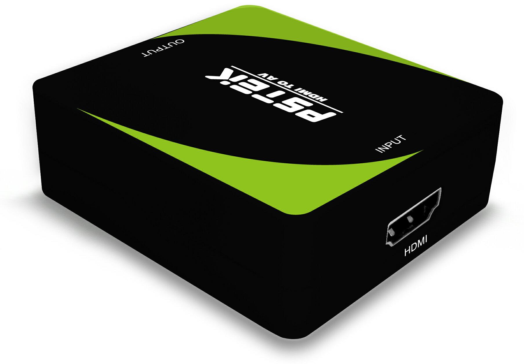 <br/><br/>  AviewS-HDMI轉AV 轉換器/PSTEK HDC-HAV1<br/><br/>