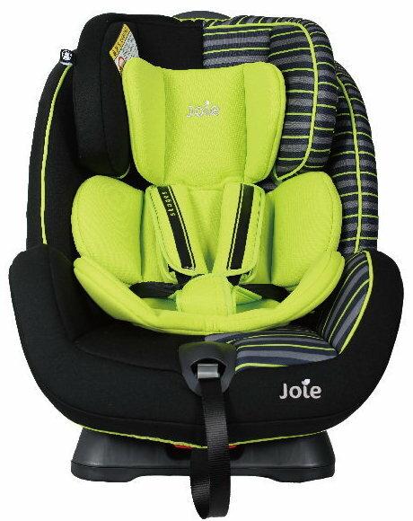 『121婦嬰用品館』Joie 奇哥 豪華成長型汽座0~7歲 (綠色) JBD39000G