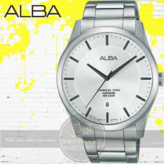 ALBA劉以豪代言簡約時尚超人氣腕錶VJ42-X211SAS9C95X1公司貨
