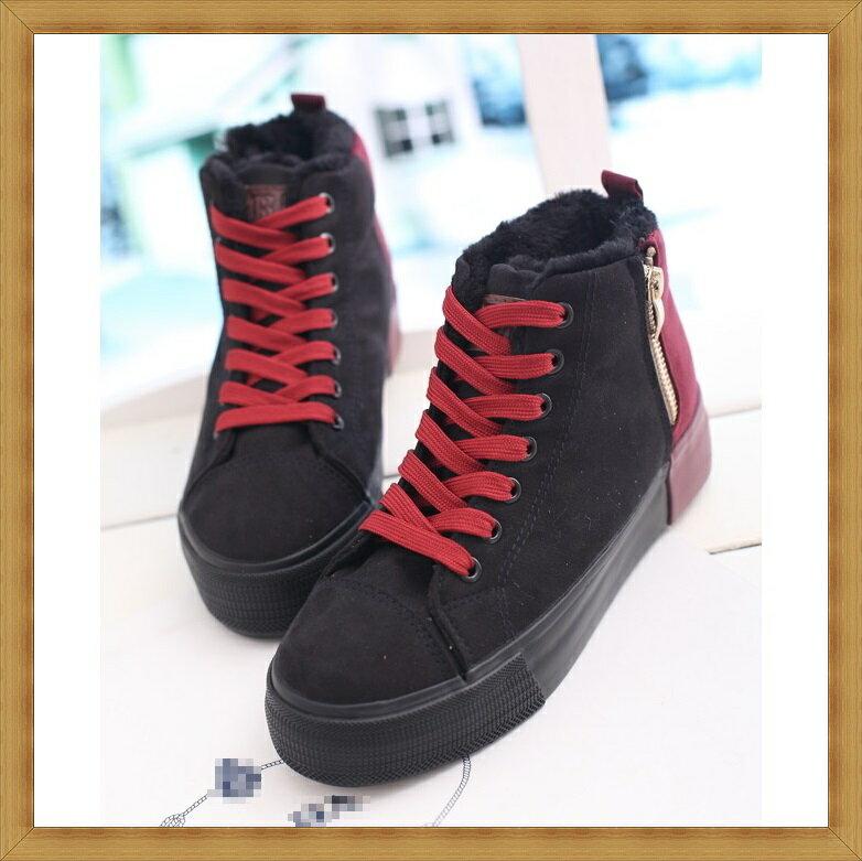 內增高鞋 休閒鞋-流行時尚隱形增高女鞋子5色51e10【韓國進口】【米蘭精品】