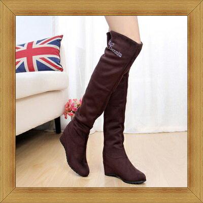 內增高鞋 休閒鞋-流行時尚隱形增高女鞋子3色51e6【韓國進口】【米蘭精品】