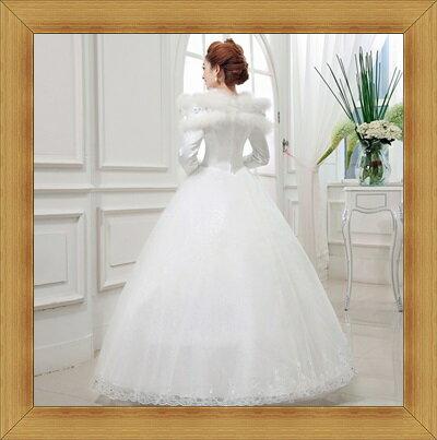 婚紗 結婚禮服-典雅氣質浪漫新娘伴娘晚宴服53b16【英國進口】【米蘭精品】