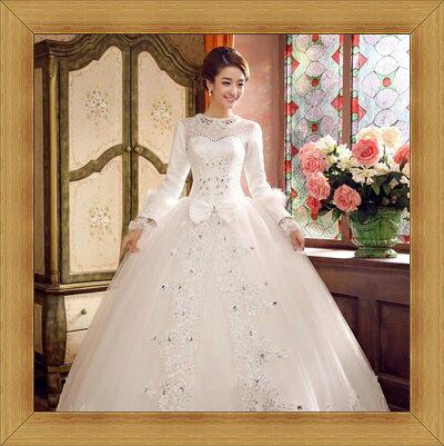 婚紗 結婚禮服-典雅氣質浪漫新娘伴娘晚宴服53b4【英國進口】【米蘭精品】