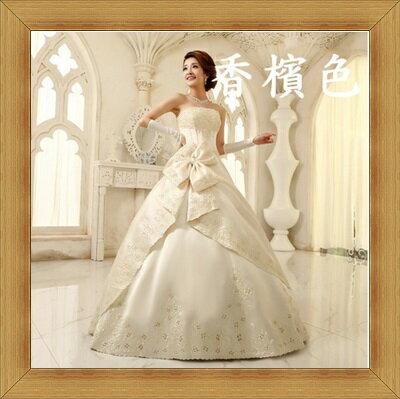 婚紗 結婚禮服-典雅氣質浪漫新娘伴娘晚宴服3色53b8【英國進口】【米蘭精品】