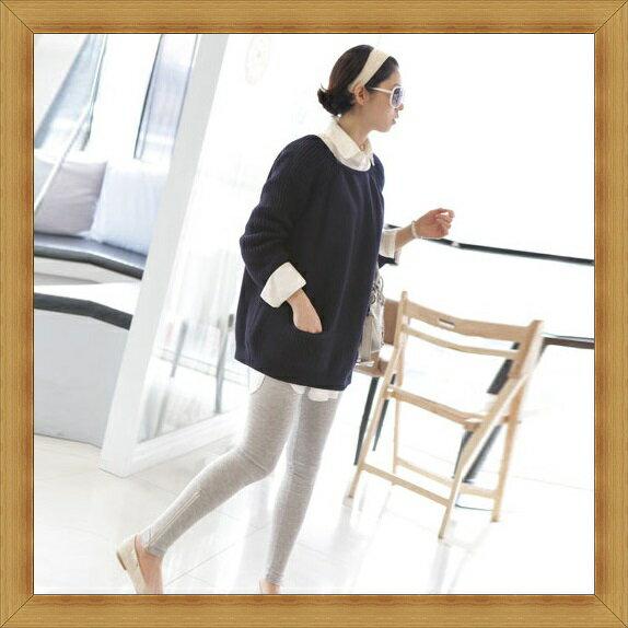 ☆襯衫  OL長袖制服-修身休閒俏麗時尚女上衣53d39【韓國進口】【米蘭精品】