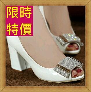 ☆高跟涼鞋  休閒鞋-氣質時尚舒適夏季女鞋子2色53l13【韓國進口】【米蘭精品】