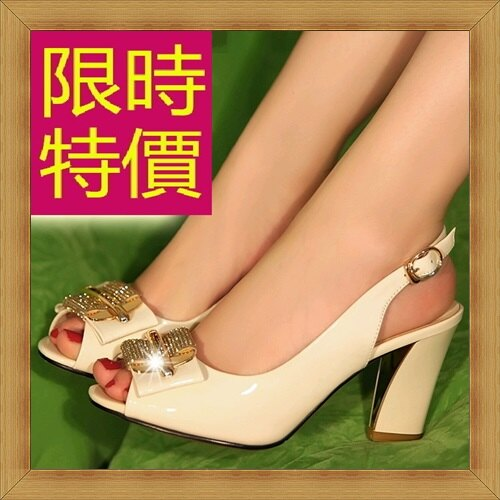 ☆高跟涼鞋  休閒鞋-氣質時尚舒適夏季女鞋子3色53l49【韓國進口】【米蘭精品】 2