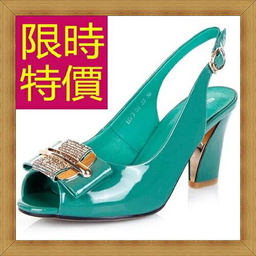 ☆高跟涼鞋  休閒鞋-氣質時尚舒適夏季女鞋子3色53l49【韓國進口】【米蘭精品】 1