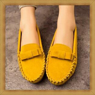 ☆平底鞋   女鞋子-正韓氣質舒適通勤女休閒鞋5色53w80【韓國進口】【米蘭精品】