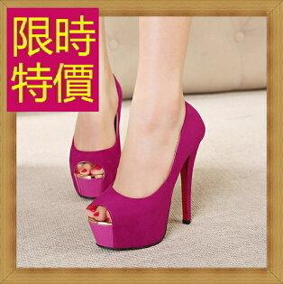 ☆高跟鞋  女鞋子-時尚優雅亮麗女休閒鞋5色53x30【韓國進口】【米蘭精品】