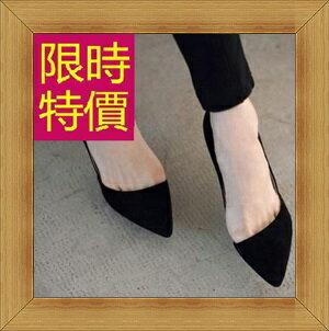 ☆高跟鞋  女鞋子-時尚優雅亮麗女休閒鞋5色53x75【韓國進口】【米蘭精品】