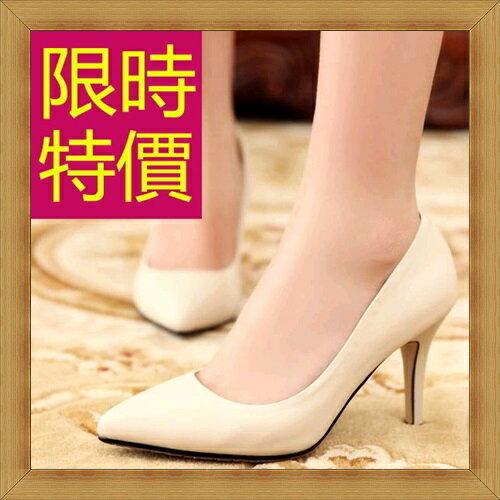 ☆高跟鞋 女鞋子-時尚優雅亮麗女休閒鞋3色53x91【韓國進口】【米蘭精品】