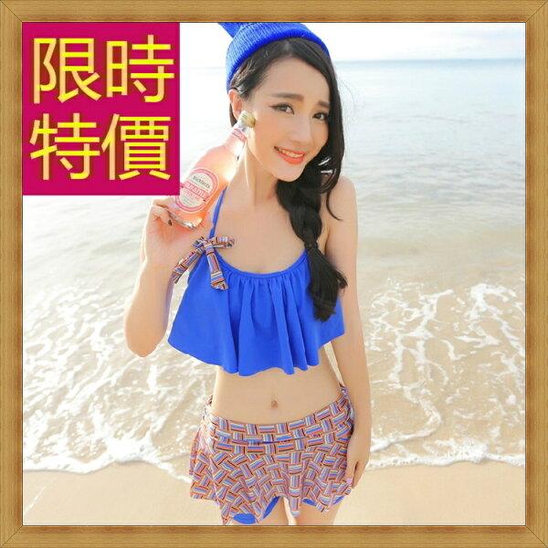 ☆比基尼泳衣(整套)-流行時尚性感女泳裝2色56j46【韓國進口】【米蘭精品】