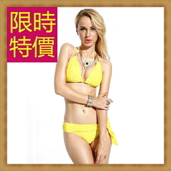 ☆比基尼泳衣(整套)-流行時尚性感女泳裝3色56j56【韓國進口】【米蘭精品】