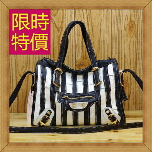 機車包 手提包-鉚釘流蘇拉鍊皮革女包包2色59e47【西班牙進口】【米蘭精品】