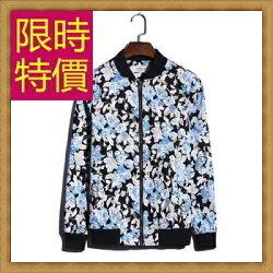 ☆棒球外套 男夾克-休閒秋冬保暖運動男外套2色59h12【美國進口】【米蘭精品】