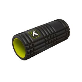 Trigger Point The GRID Foam Roller 瑜珈滾輪 按摩滾輪 黑色短版