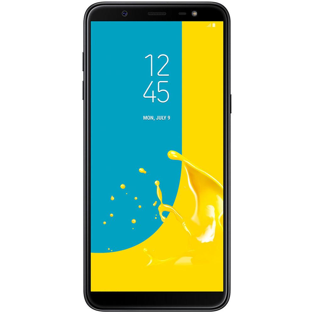 Samsung Galaxy J8 J810F/DS 32GB (Factory Unlocked) Android Smart Phone -  Black