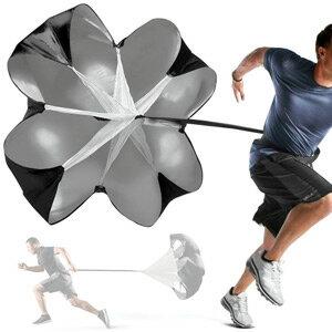 衝刺抗阻力傘SPEED CHUTE^(送收納袋^)田徑訓練跑步傘.爆發力速度傘體能傘.AI