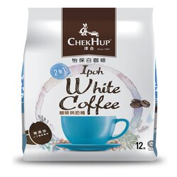 【Chek Hup澤合】怡保白咖啡-咖啡與奶精/2合1(360g)