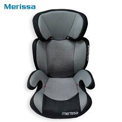 【麗嬰房】Merissa 美瑞莎 成長型汽座(黑)