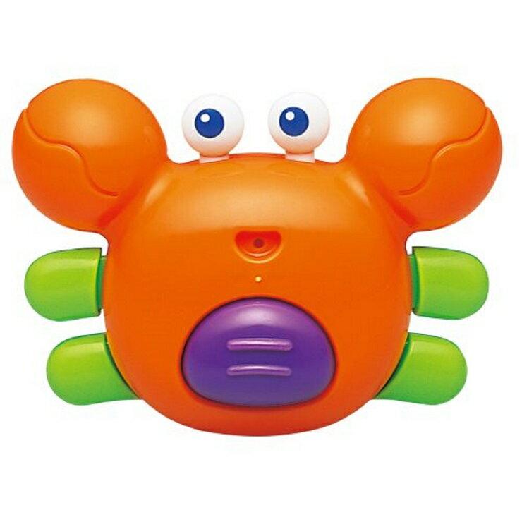 樂雅洗澡玩具-螃蟹