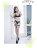 情趣內衣褲 黑色蕾絲內衣丁字褲吊襪帶含蕾絲網襪~流行E線A7086 4