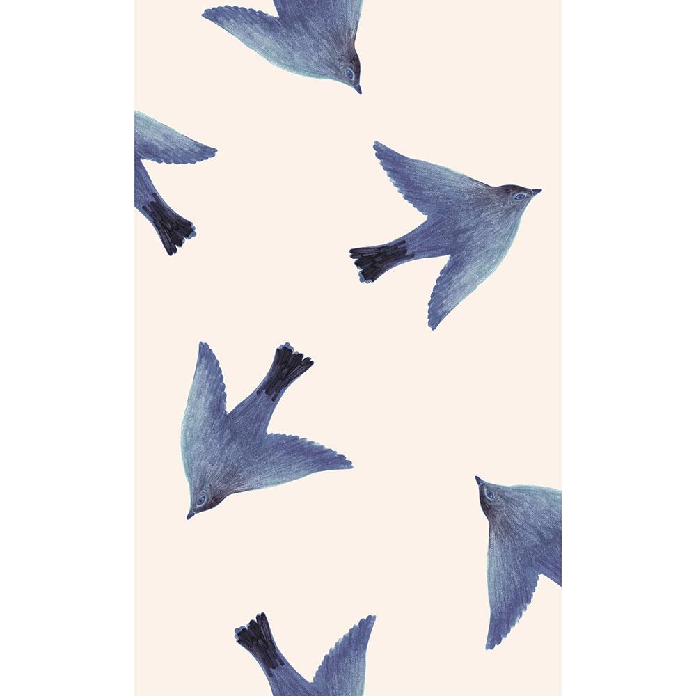 法國壁紙  鳥紋  兒童房壁紙  Season Paper Parrots PP-S1901  壁紙 1