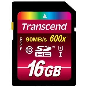 【新風尚潮流】創見 SDHC記憶卡 16G 16GB C10 UHS-I U1 600x TS16GSDHC10U1