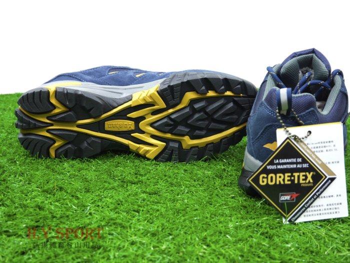 【H.Y SPORT 】玉山(YuShan)GORE-TEX 短筒防水健步鞋 / 輕量健步鞋 / 登山鞋 男女款 戶外鞋 D18(非環保材質鞋底) 6