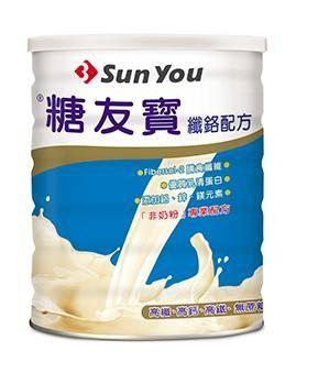 【三友營養獅】糖友寶纖鉻配方 850g(瓶)