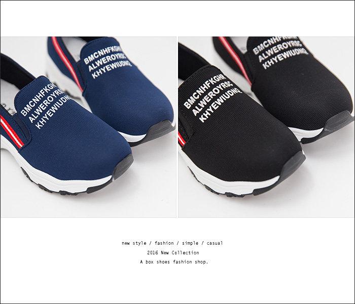 格子舖*【ASTB-32】嚴選簡約韓版超薄布面 運動休閒款 懶人鞋 帆布/布面鞋 3色 2