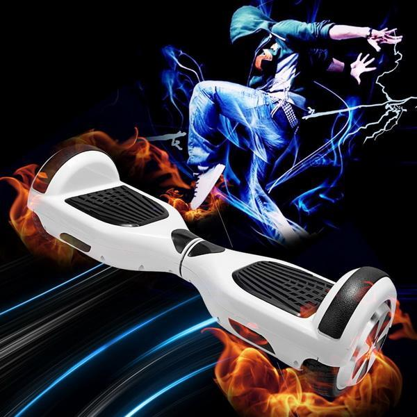 Bluetooth 6.5inch 2 Wheels Electric Self-Balancing Smart Drifting Scooter 2