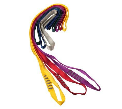 【【蘋果戶外】】BlackDiamond美國380061NylonRunners繩環-120cm尼龍扁帶繩環多功能扁帶環單條販售
