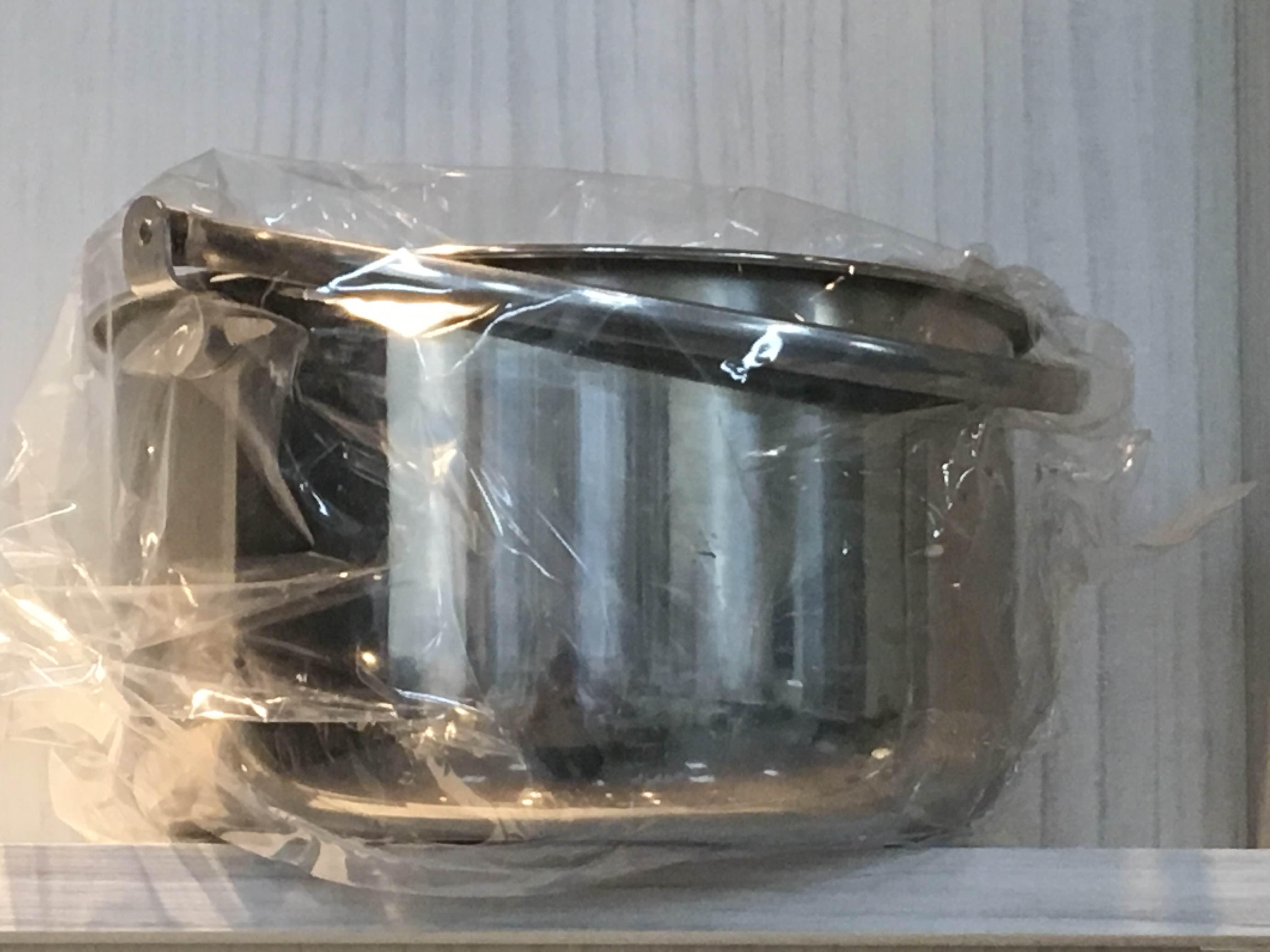 【都易特】不銹鋼提鍋 20公分 台製 304 皂用 手工皂 基礎 原料 DIY 打皂 18-8
