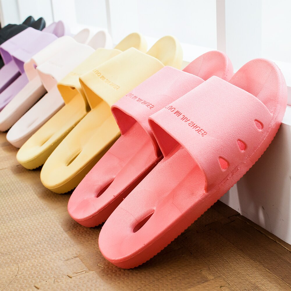 防水浴室洞洞拖鞋 排水減壓│室內室外拖鞋 防滑 情侶拖鞋~N007~