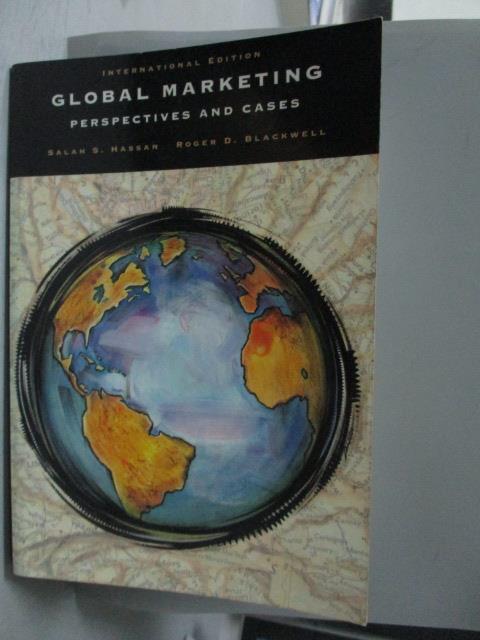 ~書寶 書T3/大學商學_QHS~Global Marketing~Managerial