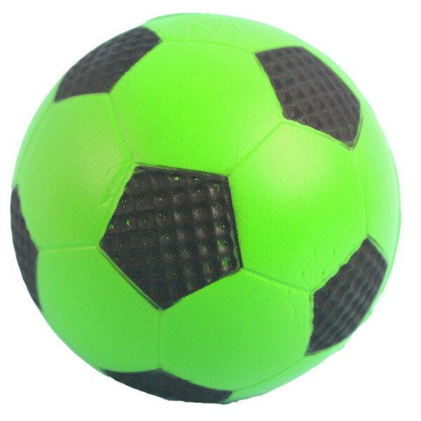 4.5吋PU安全足球 PU發泡球 NO.92881A/一個入{促80} 幼教體能專用球~孩52392887