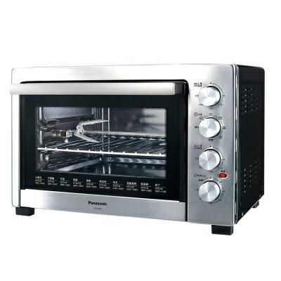 Panasonic 國際牌 38公升 雙溫控電烤箱 NB-H3800 ★2017年新品上市! 超大容量,發酵烘烤一機完成!