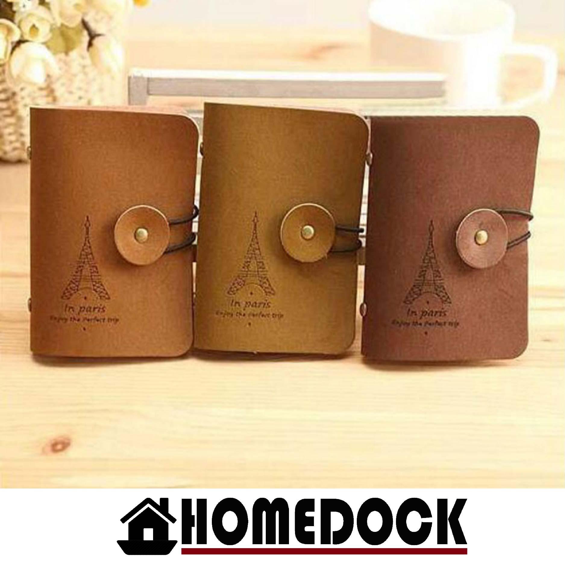 HOMEDOCK-復古風格絨皮卡片收納包  鈔票夾/車票夾/證件包/旅行收納/證件夾/車證/卡片包/卡片夾